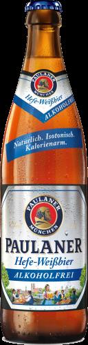 Paulaner Hefe Weissbier alkoholfrei